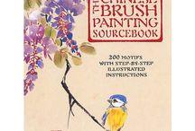 Chinoiserie / Brautiful watercolors