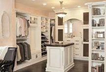 walking closet / closet, walking closet