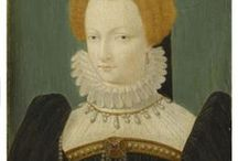 François 1° - Claude de France / Née en 1499, maison de Valois-Orléans. Duchesse de Bretagne (1514-1524) et Reine de France (1515-1524). Conjoint: François 1°. / by pascale L.