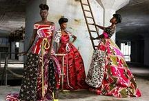 African Style / by Elsie Kriz (Forsung)