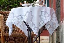 Tablecloths-Toalhas de mesa / Tablecloths-Toalhas de mesa