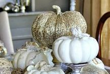 Fall Decor Ideas / The changing leaves, the crisp air, the gorgeous fall colors ... we Fall in love with this love season every year. Get Fall decorating ideas at darbysmart.com