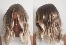 ☺ FLEEKY AF HAIR ☺ / Hair Inspo x
