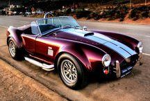 AC Cobra original and replica