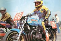 Classic and vintage racing bikes