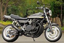 Kawasaki Z1 900 modified
