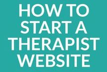 Online Resources & Tools / All the stuff you can use to build and market your therapy services online.