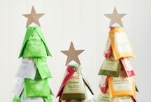 Holiday Tea Inspiration / Great recipes that include tea in some way!