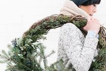 Christmas decor ideas / Inspiration and pieces for the festive season from Angove Street Collective.
