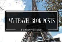 TRAVEL BLOG POSTS / My travel tales from around the world