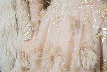 HAUTE couture / This elegant feeling.