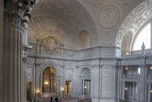 ARCHITECTURE love / Great halls, stunning architecture.