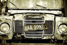 Land rovers / by Javier Gonzalez