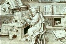 Historia del libro / by Biblioteca Campus de Fuenlabrada (URJC)