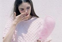 my pink world / by Camille Sophie G. Hertz