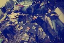 "Jane Doe Band / Photo session for ""The Enormous Head of King Splendid"" CD promotion Jane Doe Band"