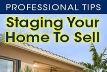 Tips for Selling Your Home / by GL Homes - New Homes in Florida