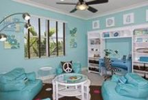 Fun Spaces for Kids / by GL Homes - New Homes in Florida