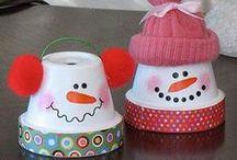 Kinder knutsels - Winter