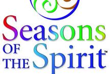 Seasons of the Spirit / Published by Wood Lake Publishing, Seasons of the Spirit is one inclusive program for the whole congregation. The curriculum supports faith communities and families in their life together by:   -  exploring meaning and mystery in the Bible   -  being grounded in thoughtful theology   -  empowering children, youth, and adults to be transformed in Christ   -  nurturing the imaginative spirit   -  offering resources for all ages   -  integrating worship, learning, and serving ministries