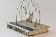 CRAFT - With Books and Newspapers / by Selice Rilylei