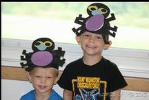 creepy crawly party / I love insects! Let's celebrate them!