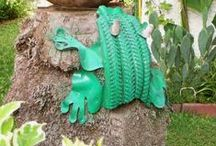 repurpose / You can make cool new things - out of useful old things!