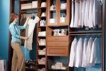 Organized closet - ντουλαπες