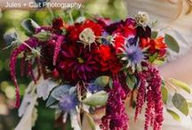 Bridal Bouquet Inspiration / Inspiration for Twin Cities brides to find their perfect bouquet designed by Artemisia Studios!