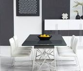 Modern Dining Ideas / Dine in style.
