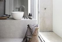 BATH | / Sometimes it's the little things. Here are some washrooms we find inspiring!