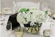 Minneapolis City Hall / Wedding flowers designed by Artemisia Studios, a Minnesota wedding florist, for a wedding at City Hall in Minneapolis, MN. All photos Jonny Edwin Photography (http://www.jonnyedwin.com/).