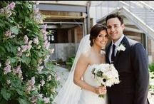 Aster River Room Wedding / Minneapolis wedding florist, Artemisia Studios, designs floral arrangements for wedding at Aster River Room at Aster Cafe in Minneapolis, MN. Photos by Megan Daas Photography.