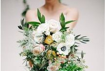 Spring Wedding Inspiration Styled Shoot / Styled shoot to inspire spring weddings! Find ideas for spring wedding floral with the help of Minneapolis wedding florist, Artemisia Studios. Photos by Whims and Joy.