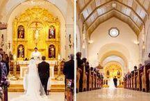 San Fernando Cathedral Weddings, San Antonio TX / Weddings at the San Fernando Cathedral in downtown San Antonio, Texas