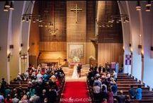 Margaret B. Parker Chapel Weddings at Trinity University in San Antonio, TX / Weddings at Parker Chapel on the Trinity University Campus in San Antonio, Texas