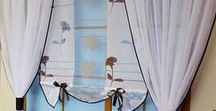 Draperie,lambrekiny(curtains)