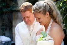 my wedding / https://www.facebook.com/RebeccaYoxallArt