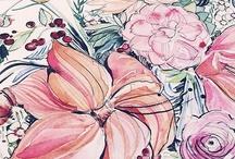 illustration & designs I adore
