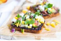 Gluten Free Luscious Lunches / Delicious lunch options on a gluten free diet