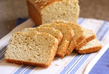Great Gluten Free Bread!  / We just can't live without it! Get help with your daily bread from the brilliant recipes on this board. Be brave, bake it up! :)