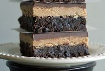 GF Brownies & Blondies / All brownies and blondies, all gluten free! / by The Gluten Free Lifesaver
