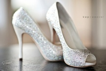 Fashion: Glorious Wedding Shoes / Beautiful #wedding #shoes that any bride would love to wear! / by Here Comes The Blog