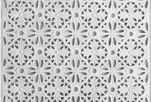 Marble Carvings/ Floor patterns