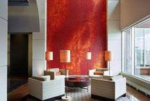 Wonderful walls, wall art, wallpaper / Wall treatments, wallpaper, wall art