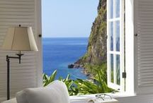 Wonderful windows/views / Beautiful windows and views