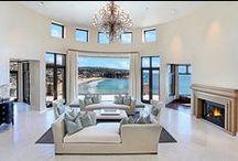 Beautiful beach homes / Beautiful Beach homes, Coastal homes. coastal interiors and exteriors