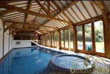 Oakmasters - Pool Buildings / Bespoke pool buildings by Oakmasters