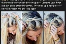 How to's / Hair & Nails