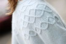 Modern Knit Pullovers / Gorgeous, modern sweaters to knit and curl up in. Inspiration for your knitting queue.